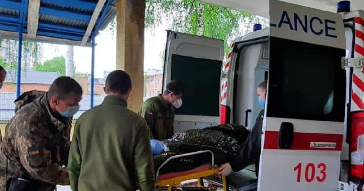 © Командование Медицинских сил Вооруженных Сил Украины