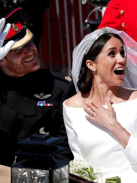 Меган Маркл і принц Гаррі / © Reuters
