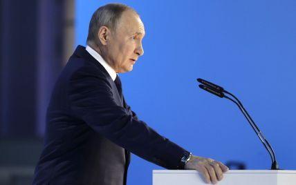 Путін — вбивця: російський президент відреагував на слова Байдена