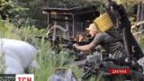 Генштаб позволил украинским военным в зоне АТО использовать артиллерию