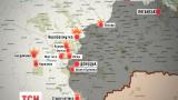 Самая сложная ситуация остается на Донецком направлении