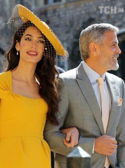 Джордж и Амаль Клуни / © Reuters