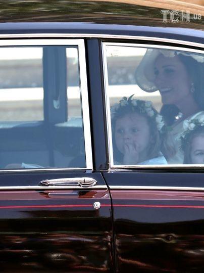 Кейт Миддлтон с детьми / © Reuters