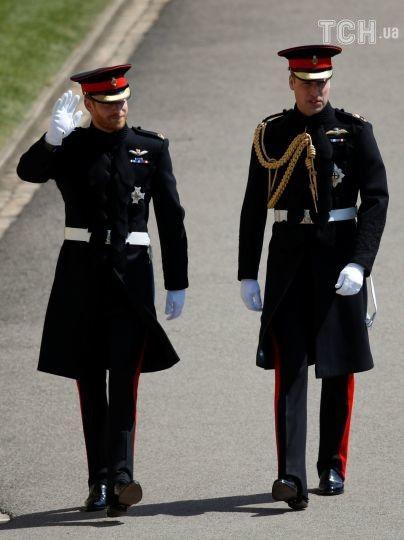Принц Гарри и принц Уильям / © Reuters