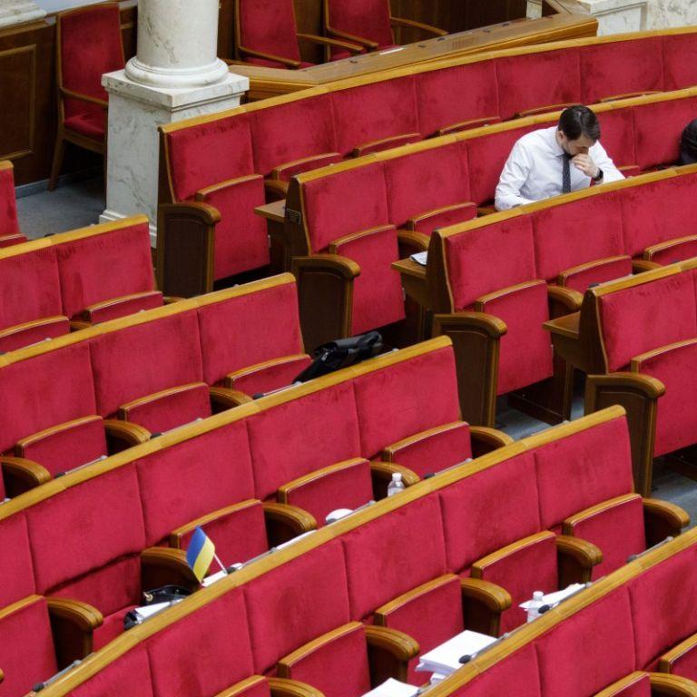 До Верховної Ради проходять чотири партії — результати соцопитування