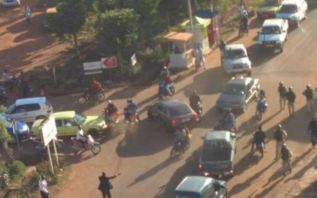 Теракт в Мали / © twitter.com/AmichaiStein1