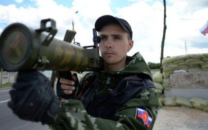 Бойовики на Сході посилюють обстріли, у небі кружляють безпілотники і літаки РФ. Мапа АТО