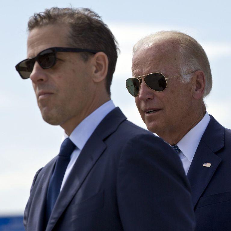 Республиканцы в США форсируют расследование против сына Байдена