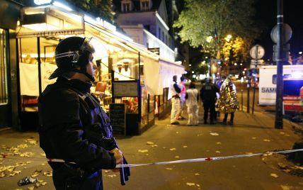 В Париже террористы взорвали себя во время штурма концертного зала Bataclan