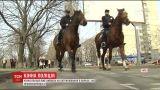 К столичным парковым зонам на патрулирование вышла кавалерия