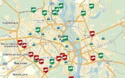 О состоянии загрязнения воздуха, воды и уровне радиации киевляне смогут узнать онлайн