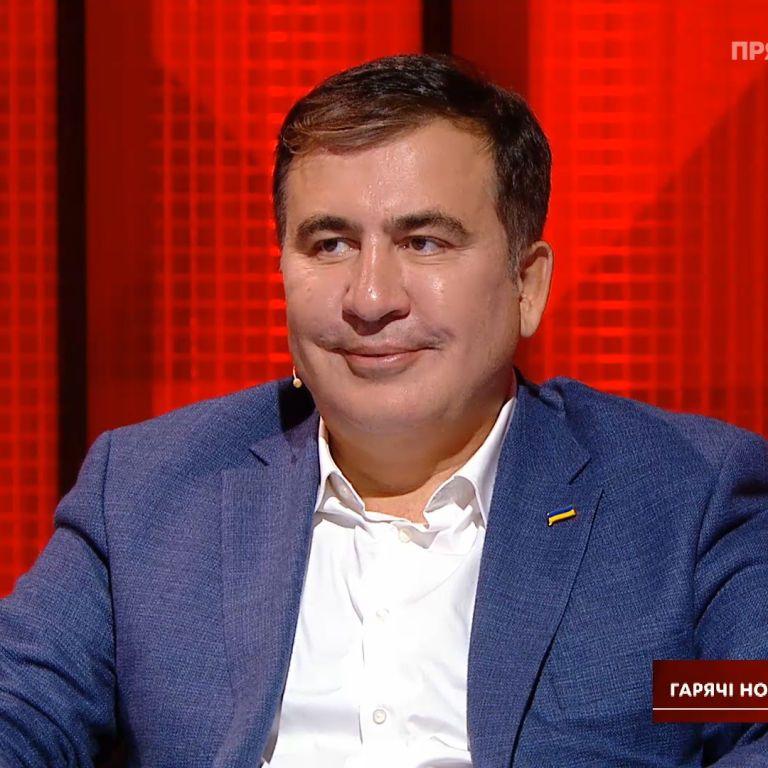 В неделю зарабатывают 1,2 млн: Саакашвили рассказал о коррупции на таможне