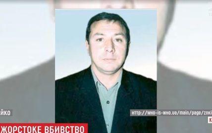 Под Киевом до смерти забили зажиточного фермера-мецената