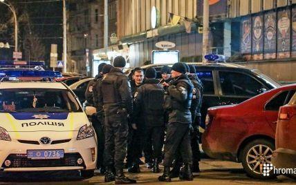 Стали известны подробности вчерашней перестрелки в центре Киева