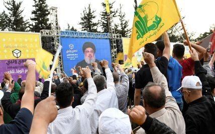 """Террористическая организация """"Хезболла"""" побеждает на парламентских выборах в Ливане"""