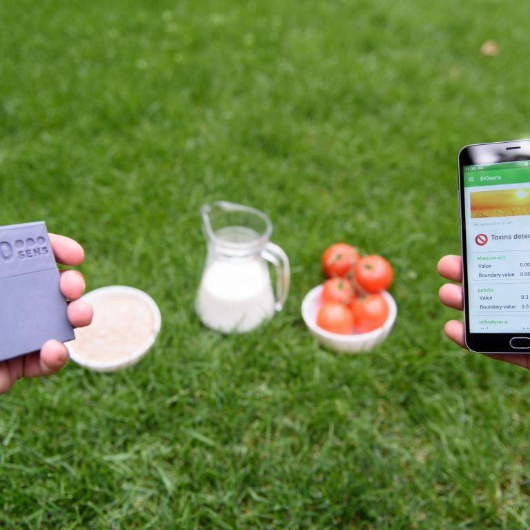 Українці винайшли пристрій для вимірювання мікотоксинів у продуктах. Про них написало Financial Times