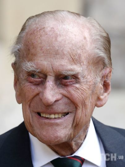Принц Філіп / © Associated Press