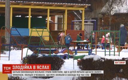 Воспитательница в садике Житомира обокрала ясельную группу на 2000 гривен
