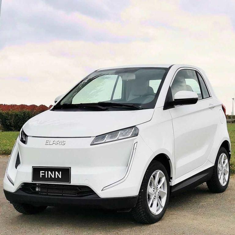 На європейський ринок виходить дешевий двомісний електромобіль