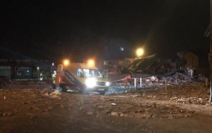 В Британии прогремел взрыв в доме, пострадали десятки людей