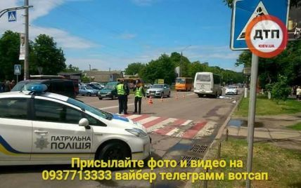 Прокуратура передала в суд обвинение в отношении водителя, который насмерть сбил девочку в Борисполе
