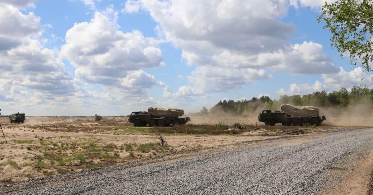 © Сайт Міноборони Білорусі
