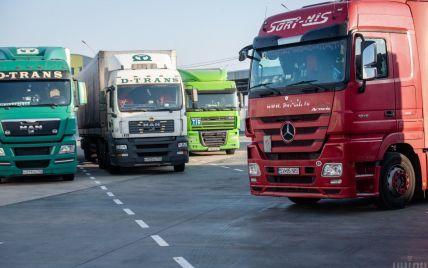 В Украине подготовили новые штрафы для дальнобойщиков