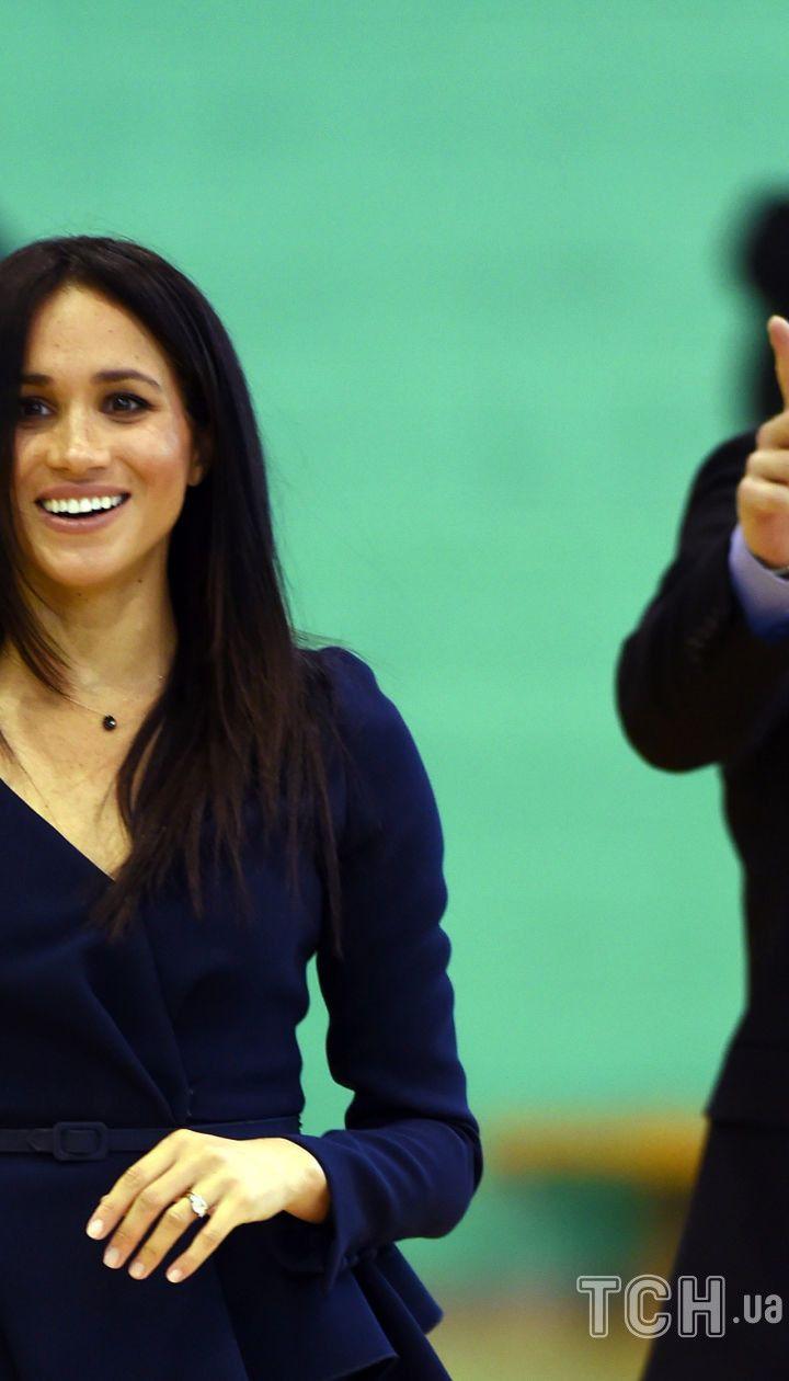 Герцогиня Меган и принц Гарри / © Associated Press
