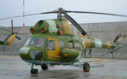 Стали известны имена погибших в катастрофе вертолета на Донетчине