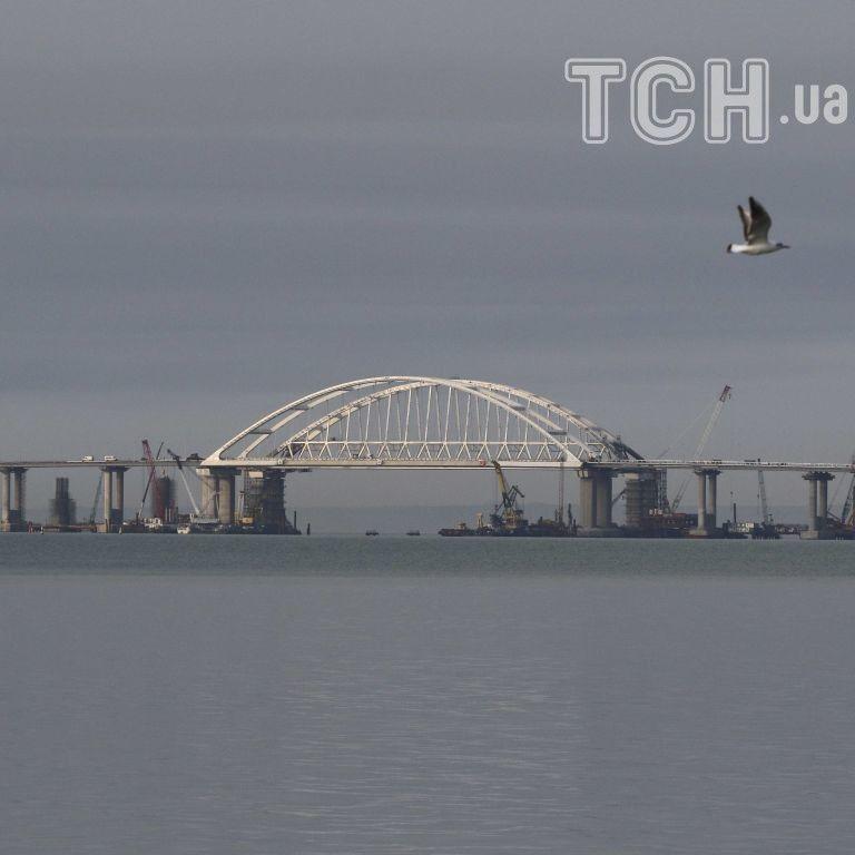 У Керченській протоці зіткнулися два вантажних судна