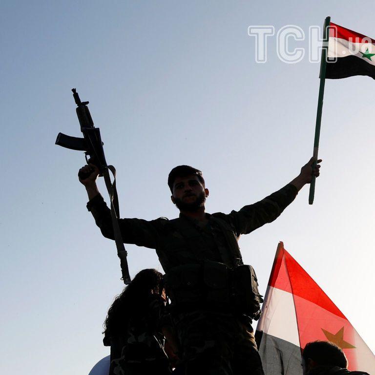 Сирія визнала незалежність самопроголошених Абхазії та Південної Осетії