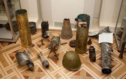 ТСН представляет обновленную экспозицию артефактов из зоны АТО