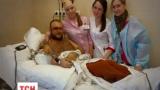 У мережі з'явилися світлини пораненого Дмитра Яроша на лікарняному ліжку