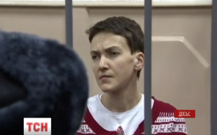 Савченко будет голодать выборочно
