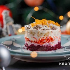 5 класичних салатів для новорічного столу від Євгена Клопотенка