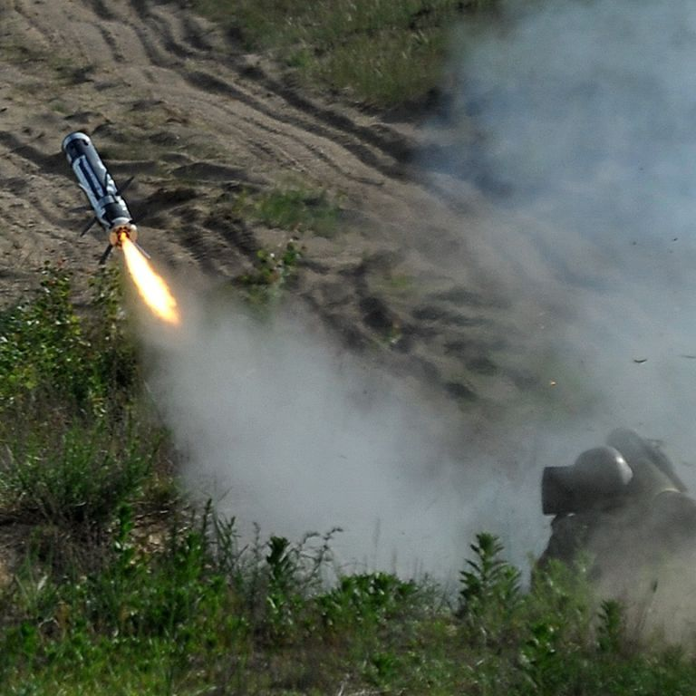 """Украина получила от США партию ракет к противотанковым ракетным комплексам """"Джавелин"""""""