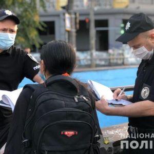 В Киеве парень заступился за девушку, которую ударил незнакомец, и получил смертельный удар ножом