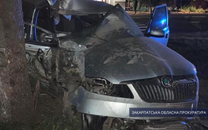 19-летняя девушка погибла: 23-летнюю пьяную водительницу из Ужгорода осудили на 4 года за смертельное ДТП