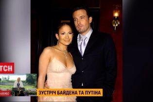 Новости мира: Дженнифер Лопес и Бен Аффлек возобновили отношения