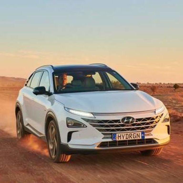 887 км на одном баке: водородный электрокар Hyundai установил мировой рекорд самого длинного расстояния