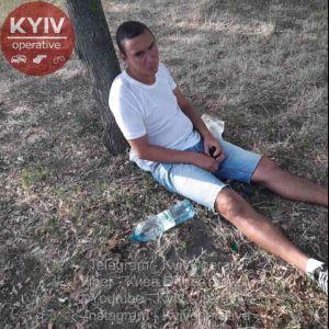 """Киевлян напугал """"педофил"""" в парке: в полиции говорят - человек просто любит поговорить"""