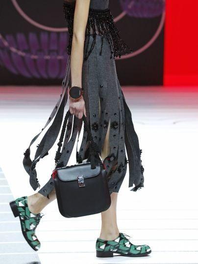 Коллекция Prada прет-а-порте сезона осень-зима 2020-2021 / © East News