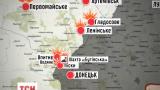 Режим тишины боевики нарушают по всей линии разграничения