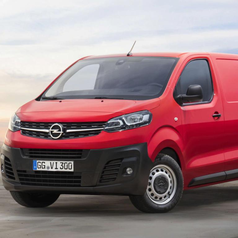 Opel вивів на український ринок фургон Vivaro: яка його вартість