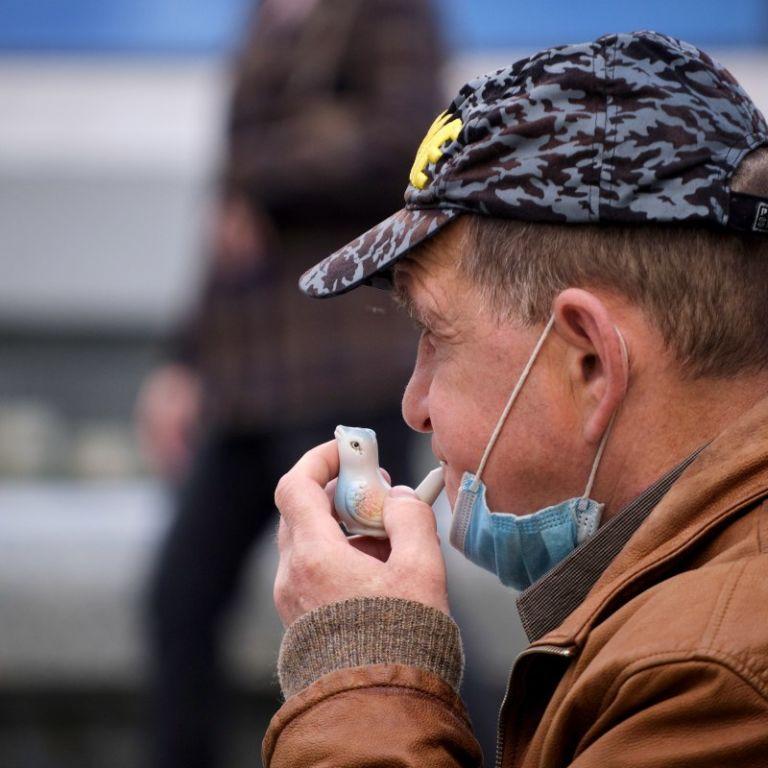 Коронавірус в Україні сьогодні: статистика на 11 травня