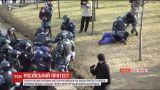 Вашингтон осудил массовые задержания активистов в Москве