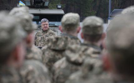 Порошенко инициировал возвращение военных судов после приговора по делу о катастрофе Ил-76