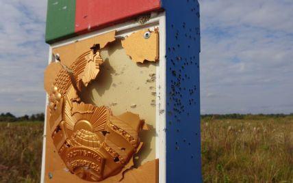 Білоруські прикордонники заявили про обстріл з території України