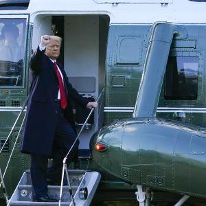 Імпічмент Трампа: республіканець хоче виступити з письмовою заявою