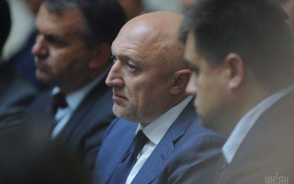 Порошенко попросив Кабмін подати йому заяву на звільнення очільника Полтавської ОДА